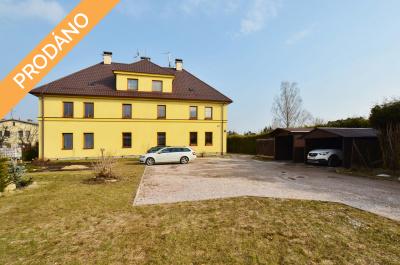 Prodej bytu 3+kk Vrchlabí, 71m2, Vrchlabí