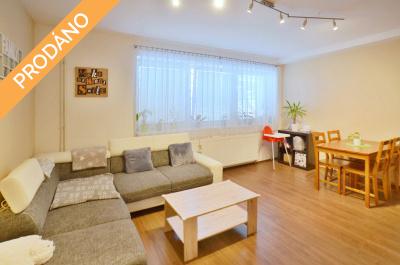 Prodej bytu 3+kk, 66m2, Turnov Mašov