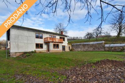 Prodej rodinného domu Horní Branná